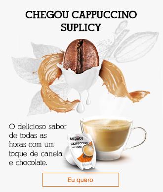 Lançamento Cappuccino