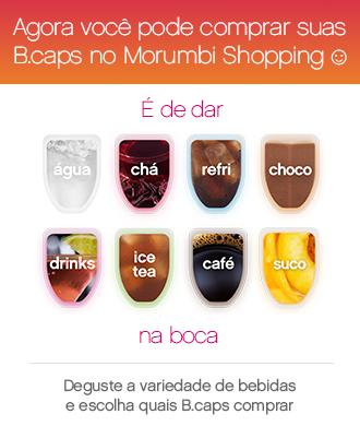 Quiosque Shopping Morumbi